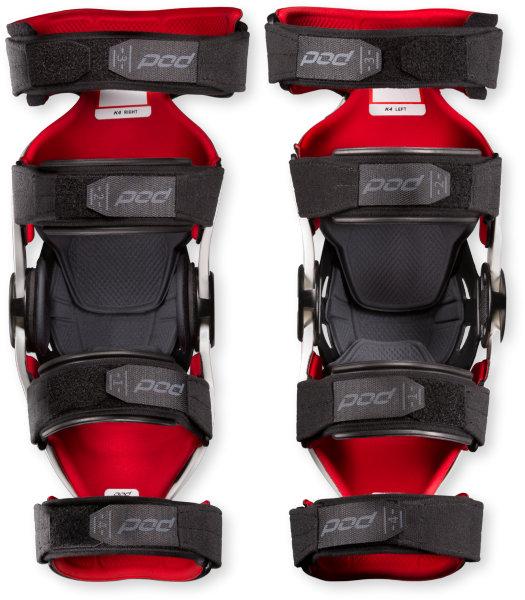 Pod K4 MX Knee Brace Pair